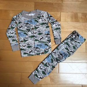 Hanna Andersson Mountain Life Pajamas
